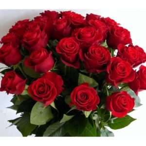 Роза 100см алматы